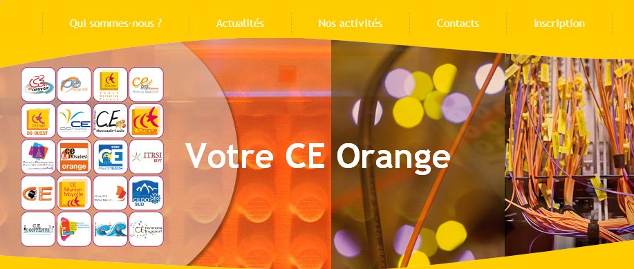 Logo ce orange